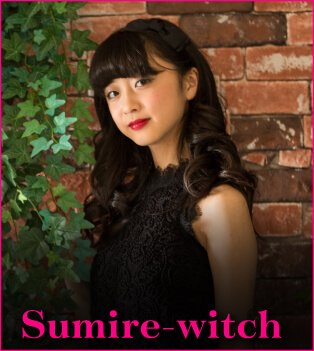 Sumire-witch